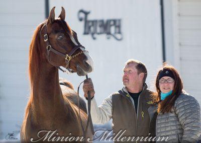 Minion Millennium with John Hufferd & Roxanne Sardelli Greenway